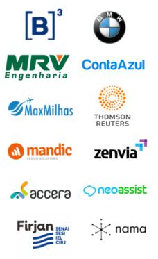 Logotipos clientes mobile