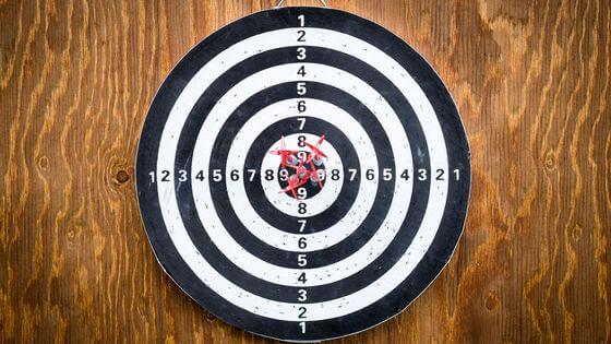 Como definir OKRs target